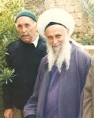 Haji Fuat and Sheykh Mevlana