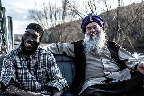 Sheykh and Haji Bilal