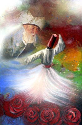 Whirling with Rumi II