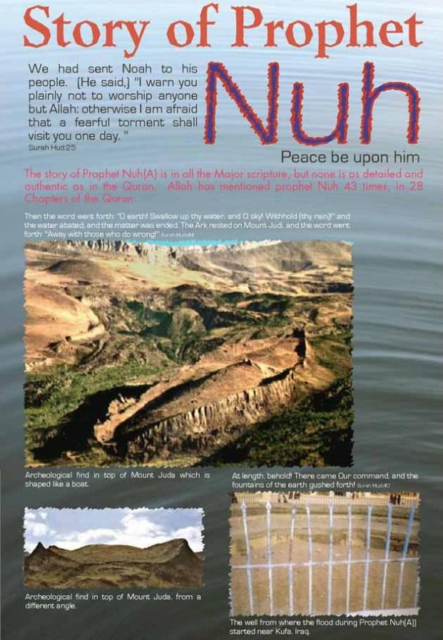 Prophet Nuh a.s