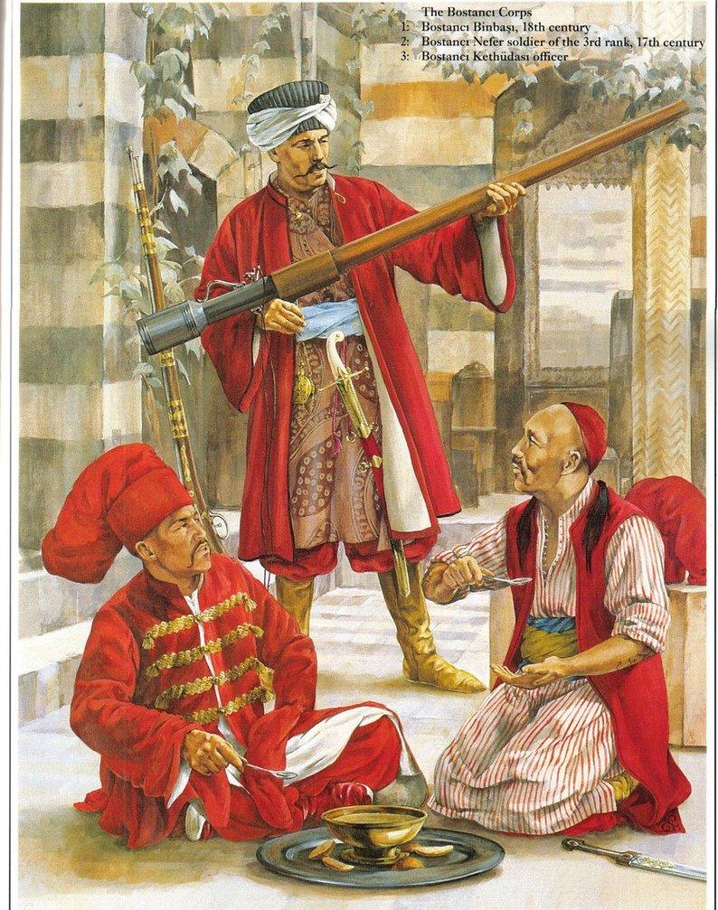 Ottoman Empire Paintings ottoman army | Sahibul...