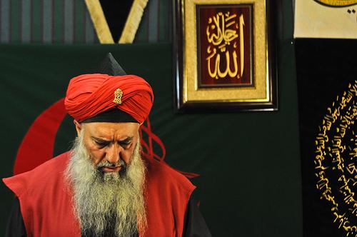 Sahibul Saif on Ashura