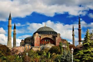 Aya sofia mosque