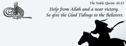glad tidings to believers