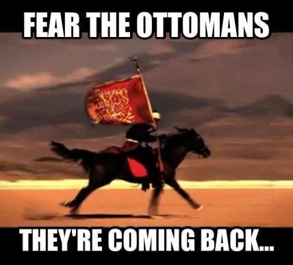 fear the Ottoman