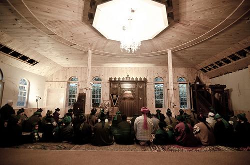 mesjid of Allah