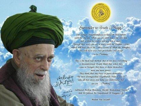 Sheykh Mevlana Muhamad Nazim Adil al-Hakkani