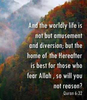 worldly life