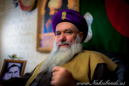 SahibulSaif Sheykh Abd Kerim Effendi el Kibrisi
