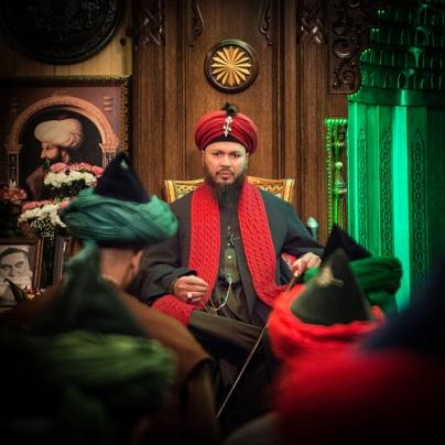 Hoja Effendi on Ashura