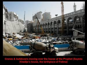 destruction of Mecca 3