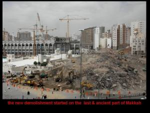 destruction of Mecca 5