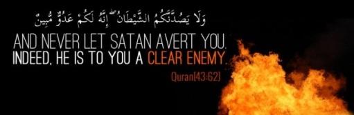 shaitan setan syaitan enemy