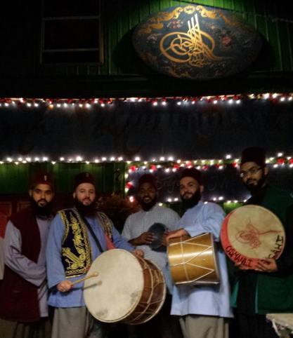 ramadhan drummers