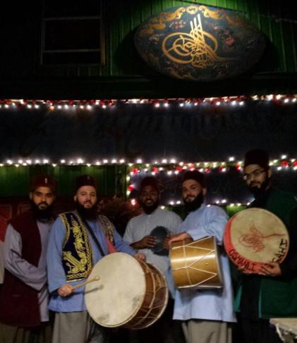 Welcoming Ramadan the Osmanli way