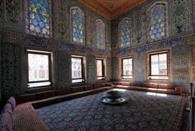 Harem, Topkapi Palace, Istanbul Turkey 10
