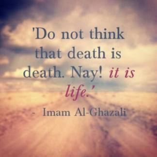 death is life