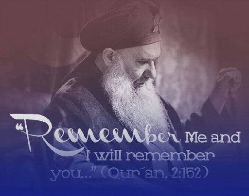 remember me and i will remember you