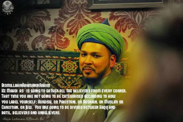 Hz Mahdi going to gather believer