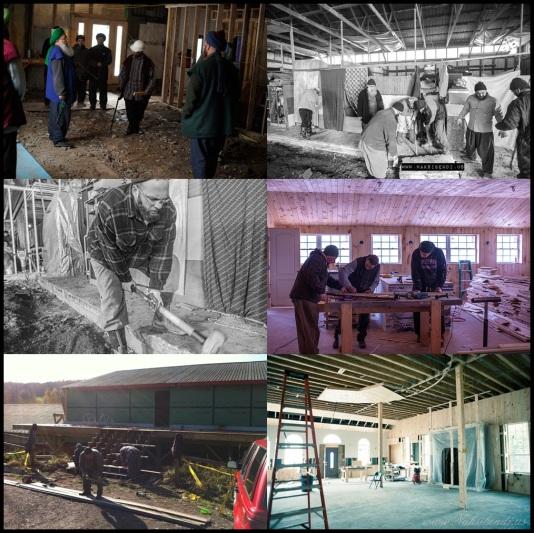 building masjid