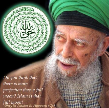 islam is perfect, moon