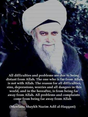 problems, complain difficulties by sheykh maulana