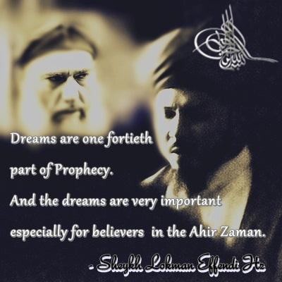 dreams of believer