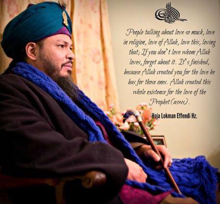 love of awliya Allah