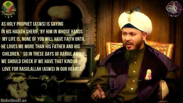 love prophet more