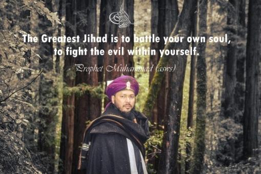Lokman Effendi -battle against Nafs