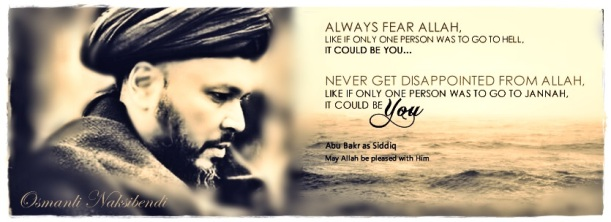 always fear Allah