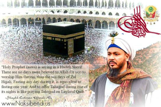 kurban haji mecca hoja