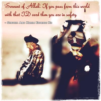 servant of Allah