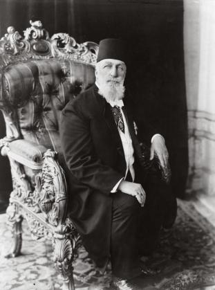 SultanAbdulHamidII-mashallah